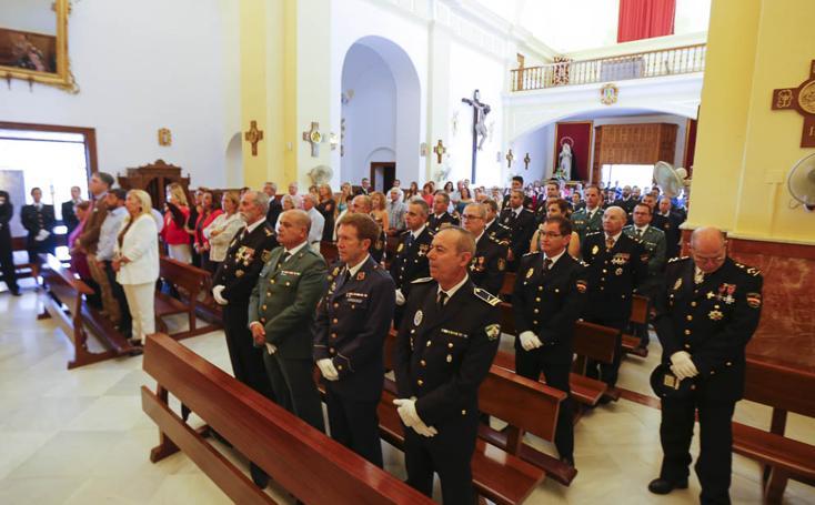 La Policía Nacional de Motril celebra el día de su patrón