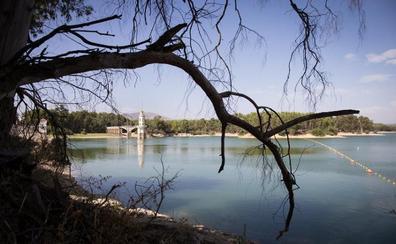 Granada comienza el 'curso' hidrológico con los pantanos un 23% más llenos que hace un año