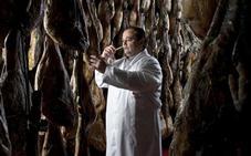 El director de la empresa de jamones 'Joselito' desvela los secretos de su producto