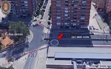 Localizan al taxista implicado en el atropello a una mujer embarazada en Granada