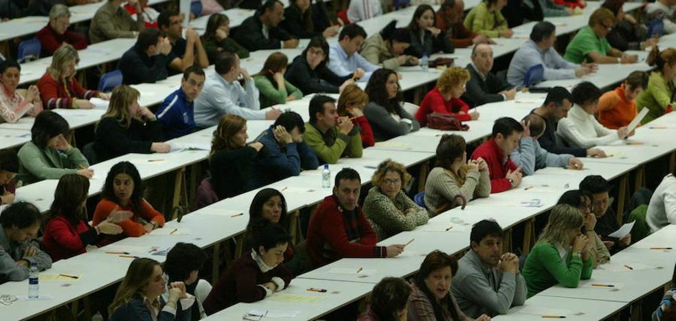 Convocan 2.417 plazas de empleo público para este año en la Junta