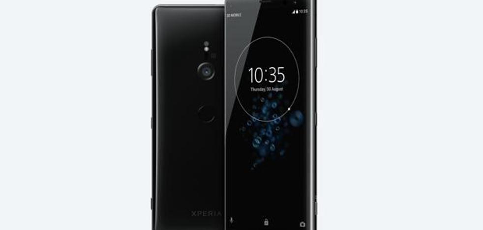 Sony presume de móvil para ver series y películas