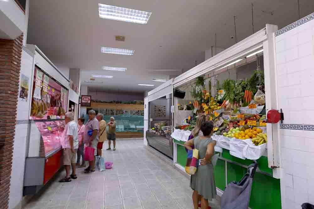 Así es el mercado actual de Almuñecar