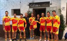 El hotel granadino que está tras la victoria de Alejandro Valverde en el mundial ciclista