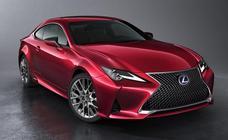 Novedades de Lexus