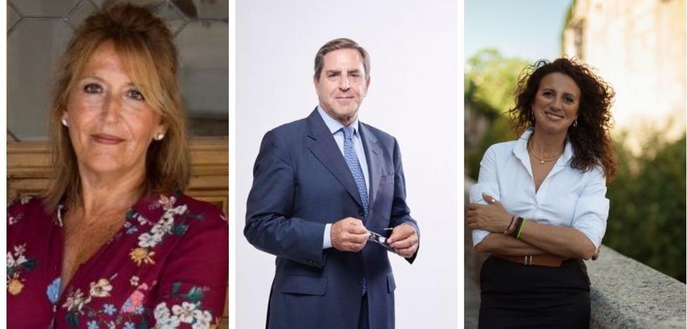 Dos mujeres y un hombre aspiran a suceder a Torres como decano de los abogados