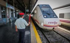 Viajar a Sevilla obligará a tres transbordos en un viaje esperpéntico y por etapas