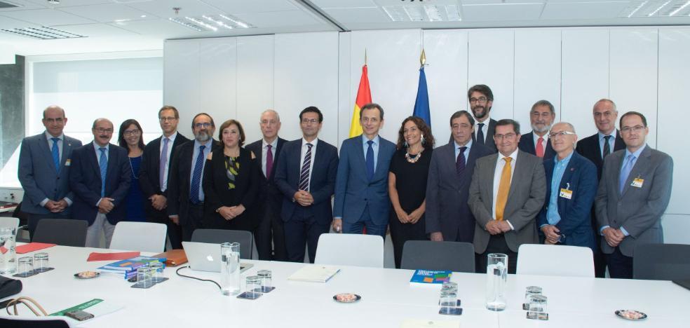 Tres meses para lograr la inversión en el acelerador, prioridad del Gobierno