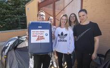 Los fans de Dani Martín ya hacen cola en Granada