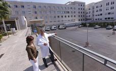 El Hospital de Motril ganará camas de medicina interna con el nuevo edificio que estará en 2019