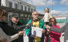 'Marea Amarilla' reconoce los compromisos de Fomento con el AVE a Granada