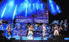 Sorteo de entradas para el espectáculo 'Music Has No Limits' en Granada