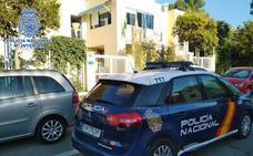Detenidos en Almería por robar cerca de donde se festejaba el Día de la Policía
