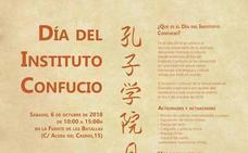 El centro de Granada se llena de cultura china para celebrar el Día del Instituto Confucio de la UGR
