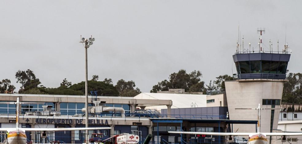 Almería recuperará los vuelos con Melilla gracias a la subvención estatal