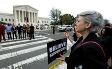 Kavanaugh avanza hacia el Supremo