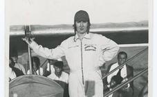 La granadina Pilar Losada, una de las primeras mujeres piloto de España