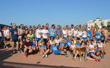 Cabo de Gata, escenario 'runner'