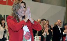 Susana Díaz sopesa convocar las elecciones andaluzas el 2 o el 16 de diciembre