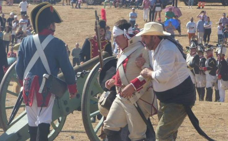 Los cañonazos vuelven a Bailén