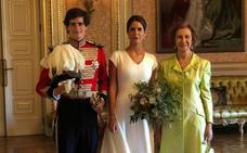 Así fue la boda de los duques de Huéscar