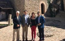 Visita del embajador de China a Segura de la Sierra