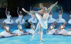 El Ballet Nacional Ruso llega al Palacio de Congresos con 'El lago de los cisnes'
