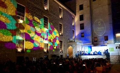 Cerca de 16.000 personas disfrutan de los 57 espectáculos de las Noches de Palacio en Jaén