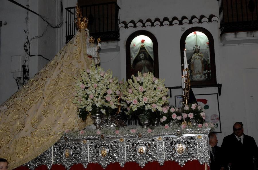 Fiestas patronales de Lanjarón en honor a la Virgen del Rosario
