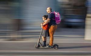 Las claves de la nueva normativa municipal sobre patines eléctricos