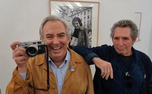 Ricardo Martín trae a Granada sus fotografías urgentes