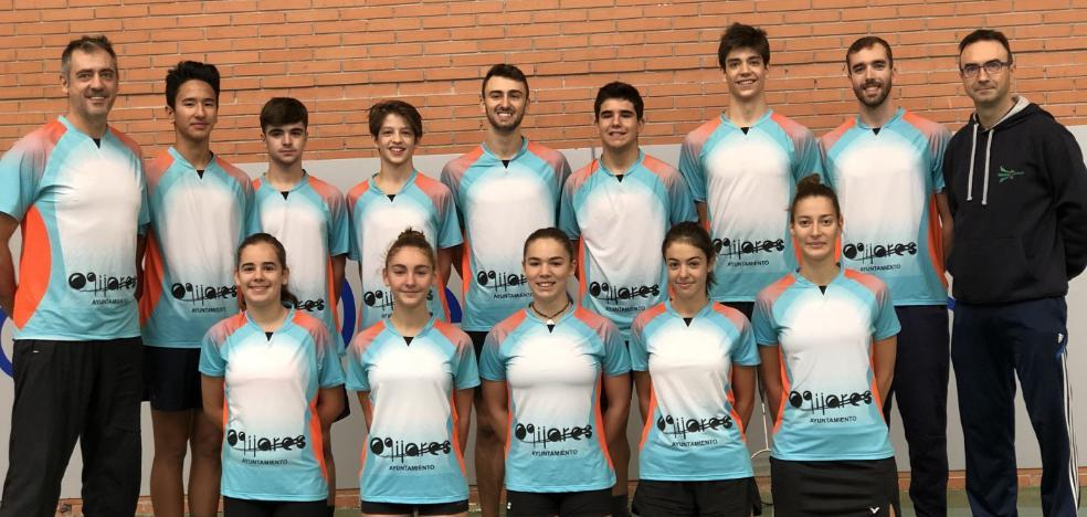 El Club Bádminton Granada inicia con buen pie la liga y buscará el ascenso