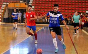 El Linares Futsal debutó con empate (1-1) ante el filial del Mengíbar