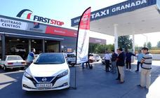 Así es el primer taxi 100% eléctrico de Granada