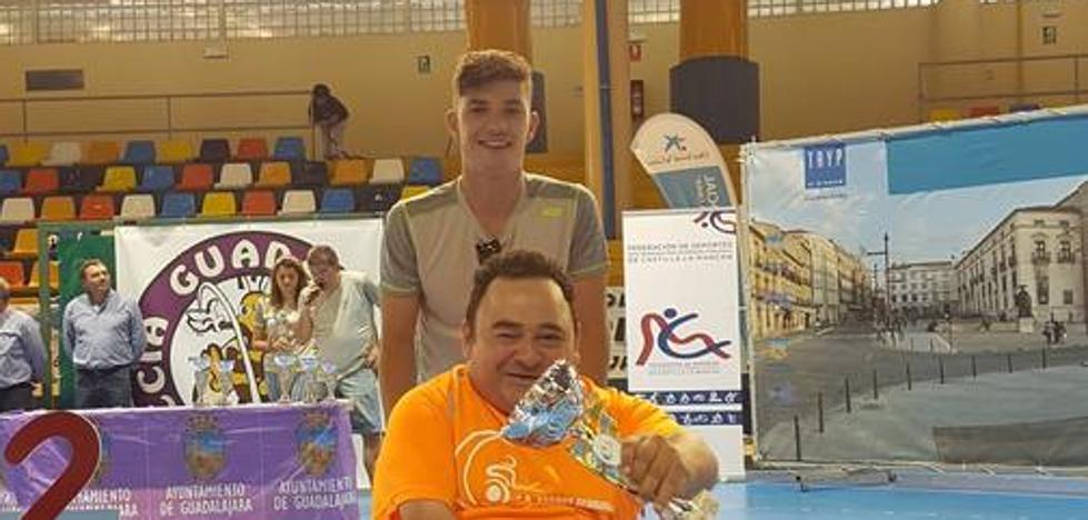 Manolo Martín logra imponerse en el Open de Guadalajara