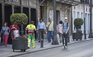 La ordenanza de patines eléctricos permitirá su uso en zonas peatonales con limitaciones