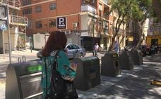 El Ayuntamiento de Almería inicia las obras de contenedores soterrados en Plaza San Pedro, Santos Zárate y Alcalde Muñoz