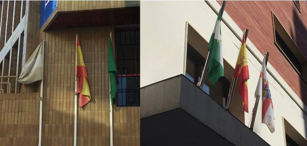 Una provincia, dos banderas