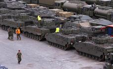 El paseo de 250 tanques por Motril