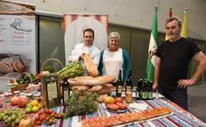 Órgiva elaborará la barra de pan ecológico más grande de Andalucía