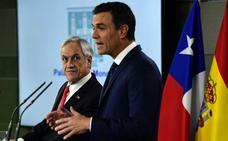 Sánchez ve en Iglesias «voluntad» para llegar a un pacto de Presupuestos