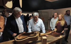 Así es la nueva exposición del Parque de las Ciencias de Granada: Radiografía de la música