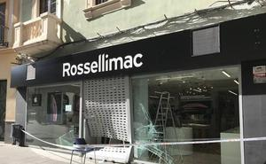 Nuevo robo en una tienda de teléfonos y ordenadores de alta gama en pleno Centro de Granada