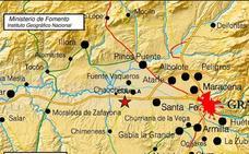 Un terremoto de magnitud 4 sacude Granada y el cinturón metropolitano