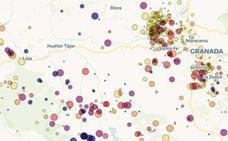 El terremoto podría tener más réplicas en la provincia de Granada