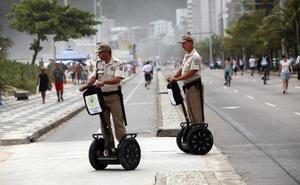 Movilidad saca un contrato para adquirir dos 'segway' para la Policía Local