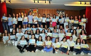 El IES 'Cástulo' reconoce a sus mejores estudiantes