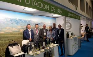 Los aceites Jaén Selección 2018 protagonizan la presencia jienense en San Sebastián Gastronómika