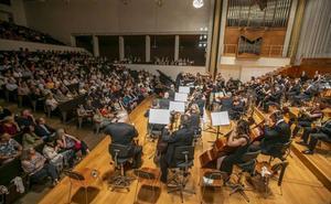 La OCG ofrece tres conciertos en Tiena, Huéscar y Alfacar