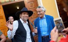 Comienza en Tabernas el Almería Western Film Festival con Sal Borgese como protagonista